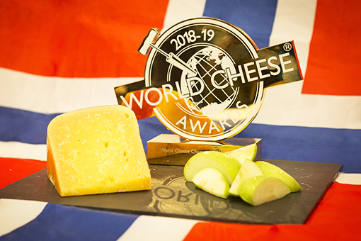 Fanaost, de Noruega, coronado como World Champion Cheese 2018